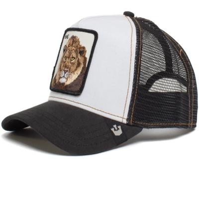 Goorin Bros. – Mane Man Trucker Hat – Black