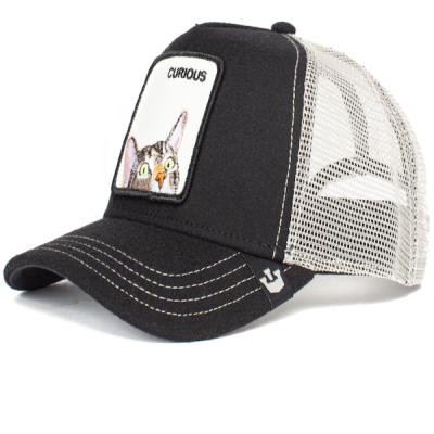 Goorin Bros. – Peak a Boo Trucker Hat – Black