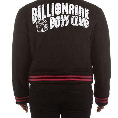 Billionaire Boys Club – BB Monies Jacket – Black