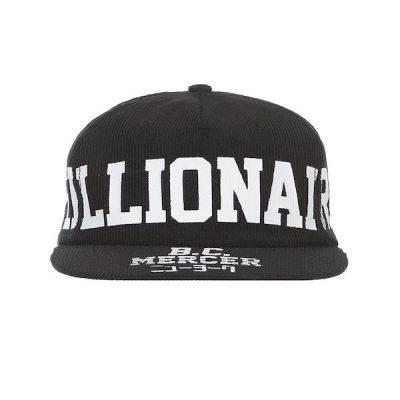 Billionaire Boys Club – BB New York Hat – Black