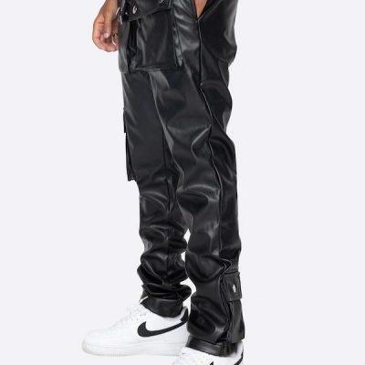 EPTM – Gopachi Snap Cargo Pants – Black