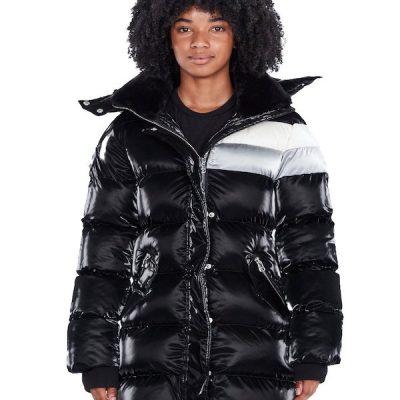 Woodpecker – Penguin long coat – Sleek Noir