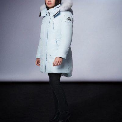 Moose Knuckles – Sunwapta – Arctic Ice w/ Natural Fox Fur