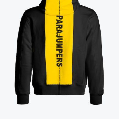Parajumpers – Track Hoodie – Black