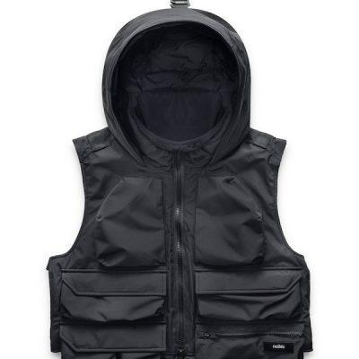 Nobis – Vulcan Unisex Tactical Vest – Black