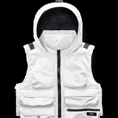 Nobis – Vulcan Unisex Tactical Vest – Chalk