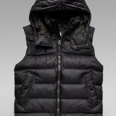 G Star RAW – Whistler Padded HDD Vest – Black